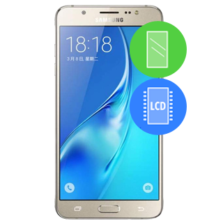 /Samsung%20Galaxy%20J7%20(J710F) Remplacement%20vitre%20/%20LCD