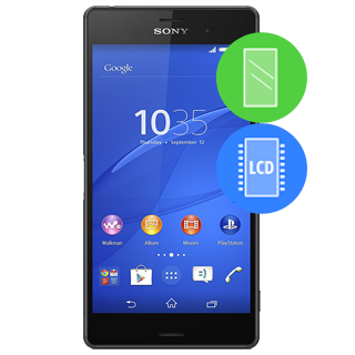 /Sony%20xperia Remplacement%20vitre%20/%20LCD