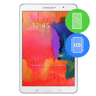 /Galaxy%20Tab Remplacement%20vitre%20/%20LCD